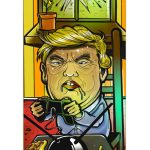 fua skateboards president series trump
